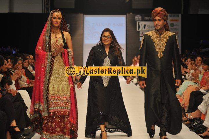 Best Pakistani Fashion Designers Master Replica Dresses