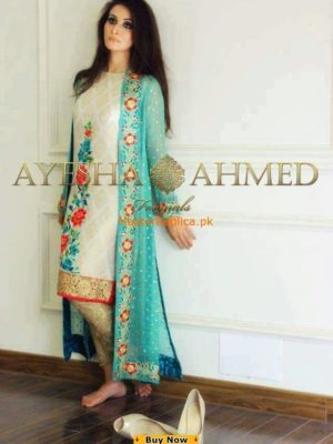 Ayesha Ahmed AAF-047-Gown
