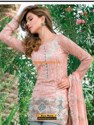 zainab chottani chiffon collection