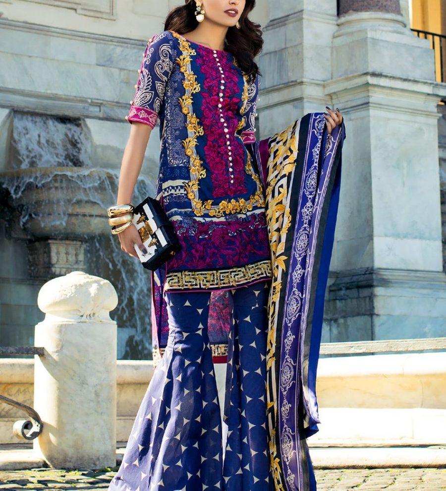 Zainab Chottani 2017 Design 3A Bellisimo