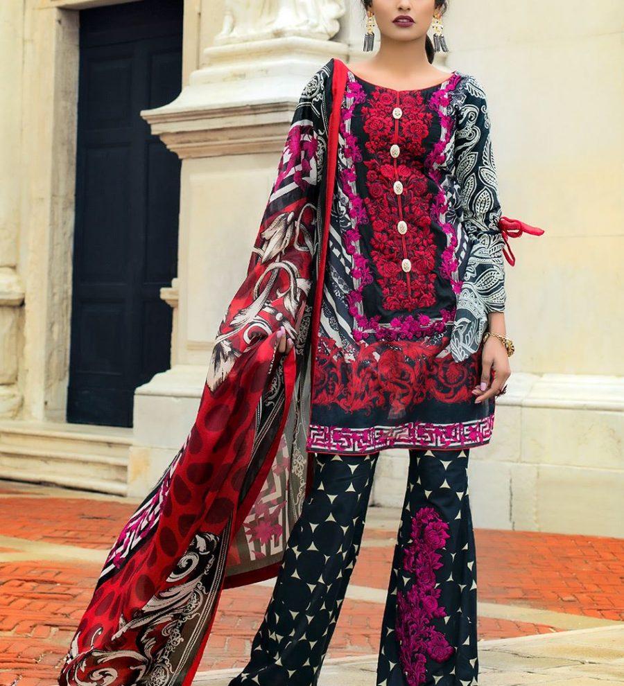 Zainab Chottani 2017 Design 3B Bellisimo