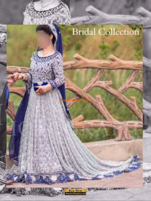 Zainab Chottani Latest Bridal Dresses Colour Combination Replica