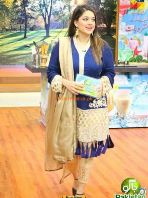 Sanam Jung Design Collection Replica