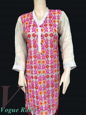 Vogue Robe Festive Collection - Pink Party