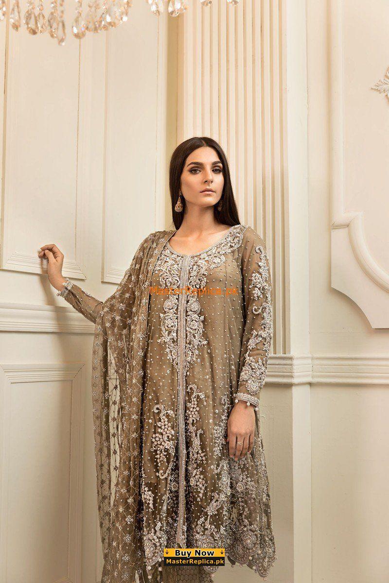 Chiffon Designer Dresses Replica