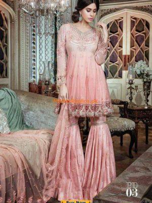 Maria B Pastel Peach (BD-1103)