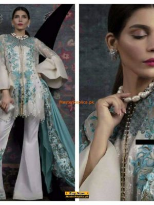 Sana Safinaz Luxury 18, A Chiffon Collection Replica