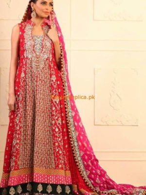 Zainab Chottani Bridal Collection 2017 Replica