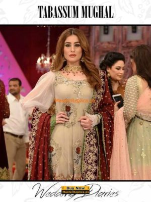 Tabassum Mughal Bridal Collection 2017 Replica