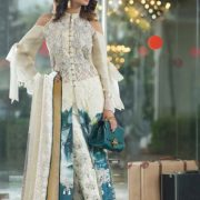 Erum Khan Lawn Collection 2017 Replica