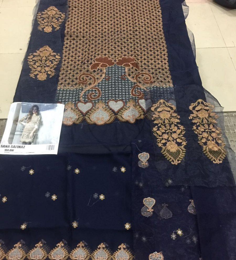 Sana Safinaz Luxury Collection Replica