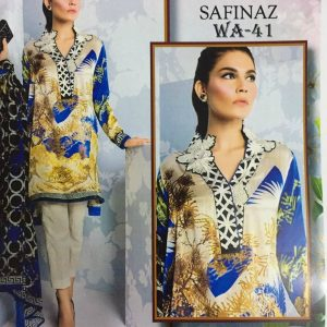 Sana Safinaz Linen Latest Collection Replica