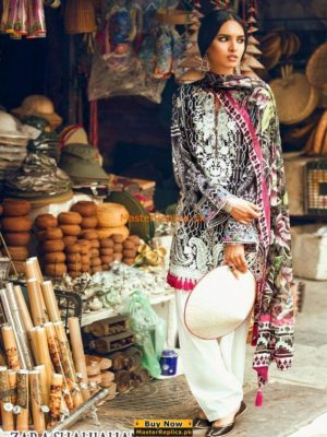Zara ShahJahan ZSJ Lawn Collection ReplicaZara ShahJahan ZSJ Lawn Collection Replica