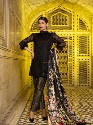 Rungrez Embroidered Collection 2017 Replica