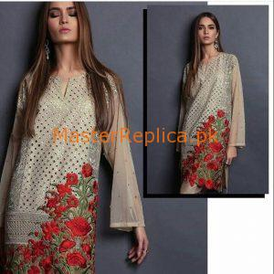 Sana Safinaz Pret Collection Replica