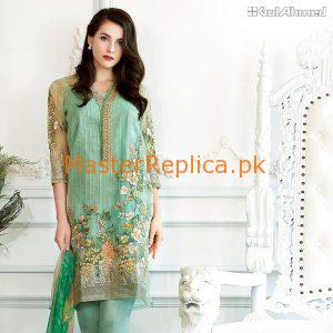 Gul Ahmed Embroidered Luxury Festive Collection Replica