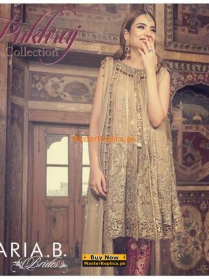 Maria B Light Party Wear And Formal Wear at Retail and whole sale prices at Pakistan's Biggest Replica Online Store