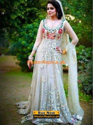 Mina Hassan Latest Embroidered Collection Replica