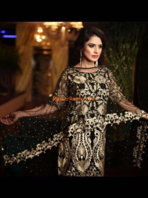 Naqoosh Luxury Embroidered Collection 2017 Replica