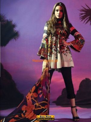 Sana Safinaz Luxury 4A Silk Collection 2017 Replica