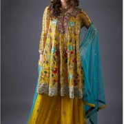 Tina Durrani Embroidered Collection 2017 Replica