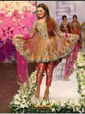 Zainab Chottani Embroidered Collection Replica