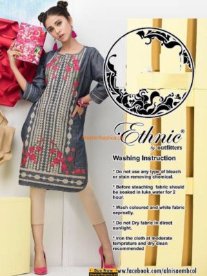 Ethnic Denim Latest Shirt Collection Replica