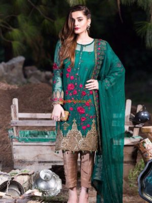 Imrozia Latest Chiffon Collection 2017 Replica