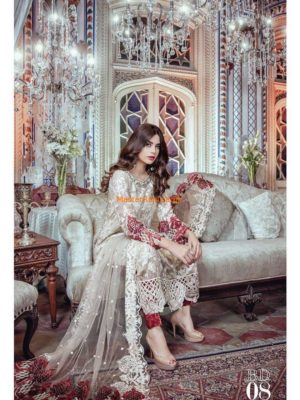 Maria.B Embroidered-BD07 Latest Collection Replica