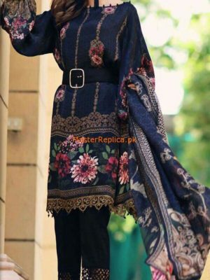 Nourhan Latest Festive Silk Collection Replica