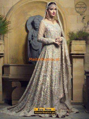 Zainab Chottani Latest Bridal Collection Replica