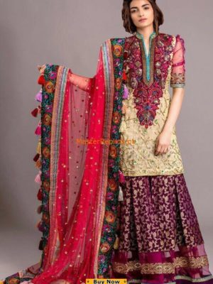 Tabassum Mughal Luxury Bridal Collection 2017 Replica