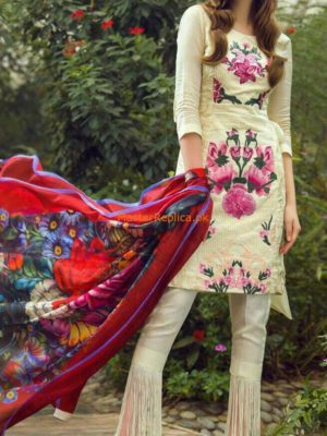 Asifa and Nabeel Embroidered Designer Collection Replica