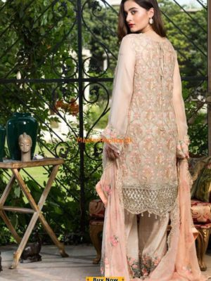 Imrozia Latest Embroidered Chiffon Collection Replica