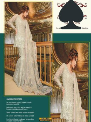 Maria B Latest Embroidered Wedding Edition Collection Replica