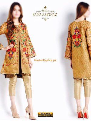Sana Safinaz Collista Embroidered Chiffon Collection Replica