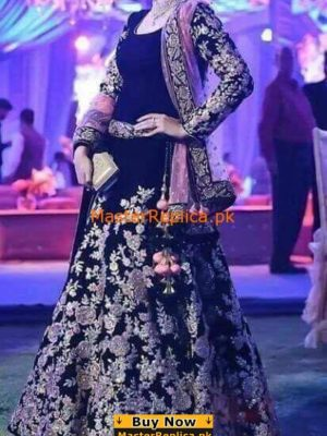 Indian Luxury Embroidered Collection 2017 Replica