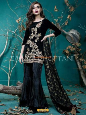 Zainab Chottani Luxury Embroidered Collection Replica