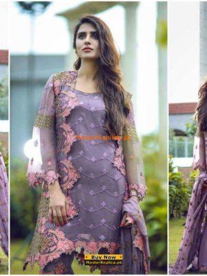 Anaya Luxury Embroidered Chiffon Collection Replica