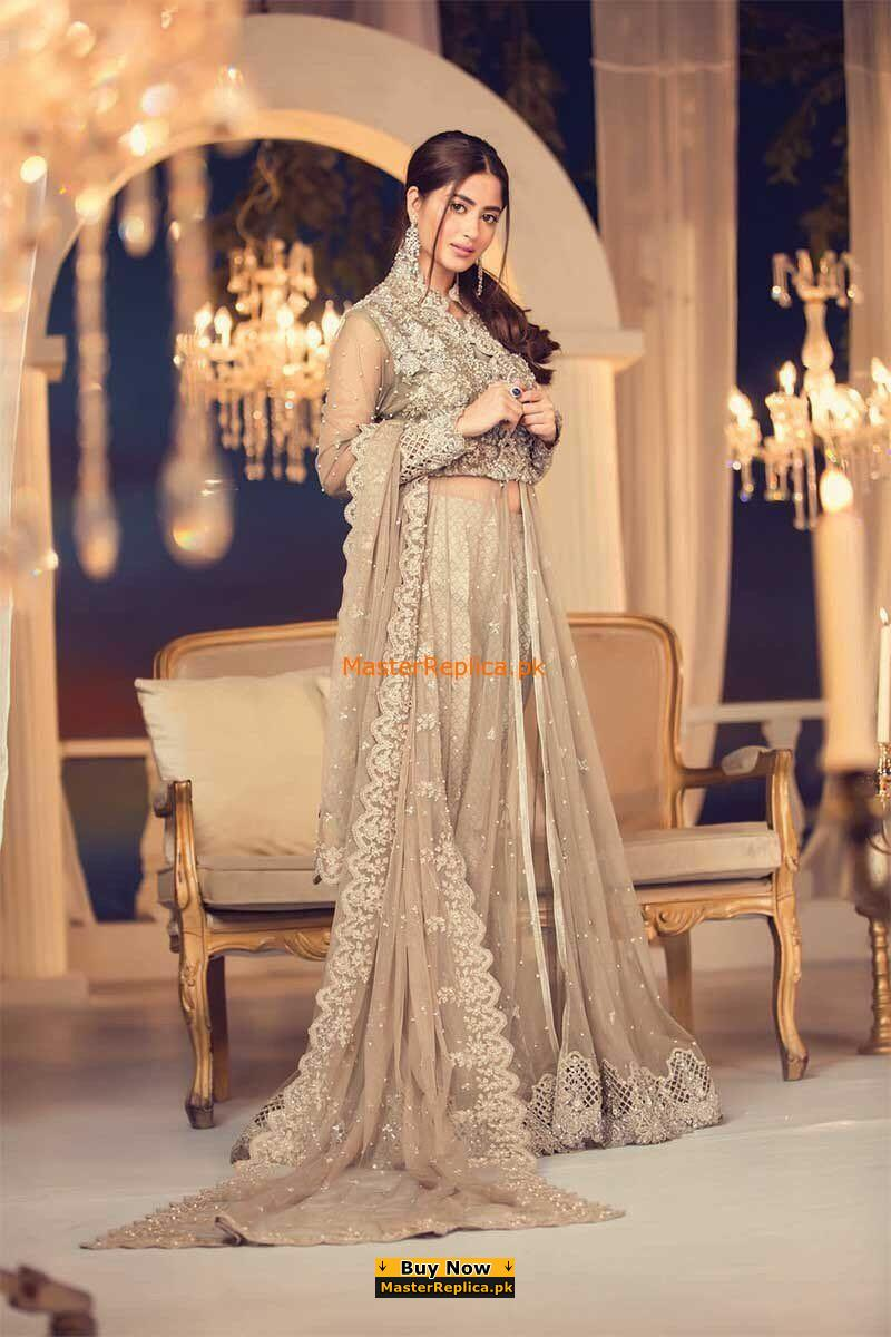 Maria B Wedding Dresses 2017 With Prices 59