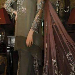 Ayra Latest Embroidered Chiffon Collection 2018 Replica