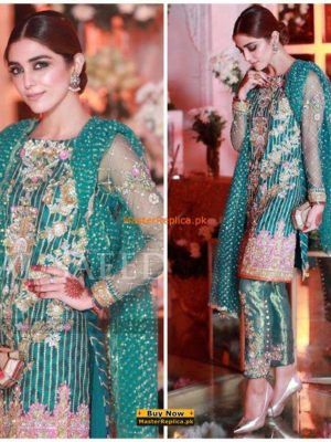 Master Replica Latest Designer Embroidered Collection Replica