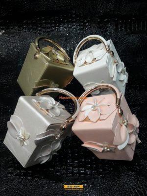 Accessory bag / Jewelry PU leather box