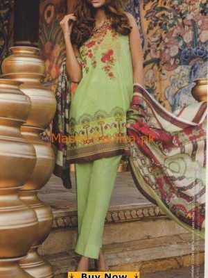 Ethnic Luxury Embroidered Lawn Collection Replica