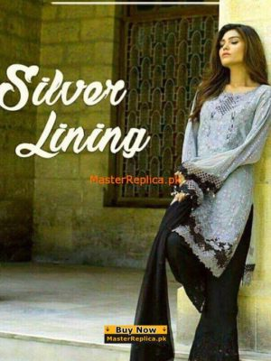 Fiza Saleem Latest Designer Embroidered Lawn Collection Replica