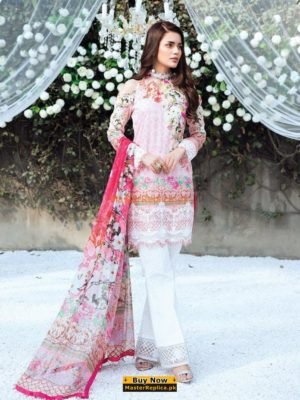 Gulaal Latest Digital Printed Swiss Lawn Collection Replica