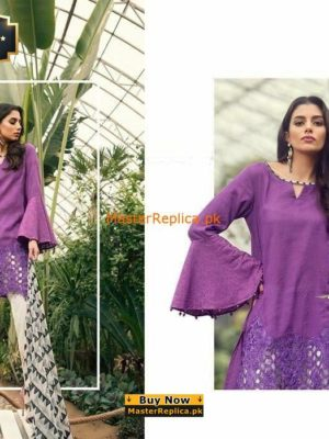 Maria B. Latest Embroidered Lawn Collection Replica