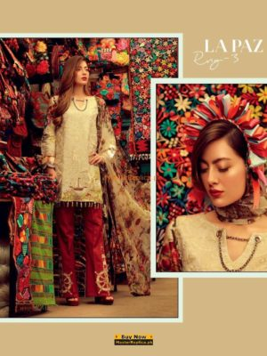 Rangrez Latest Embroidered Lawn Collection Replica