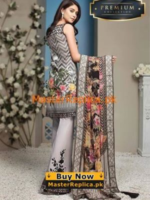 Anaya By Kiran Chaudhry Lawn Collection Replica 2018