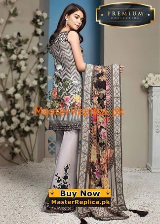 Anaya By Kiran Chaudhry Lawn Collection Replica 2018